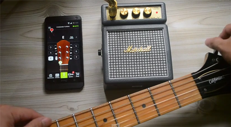 Guitar Stores Online music player android