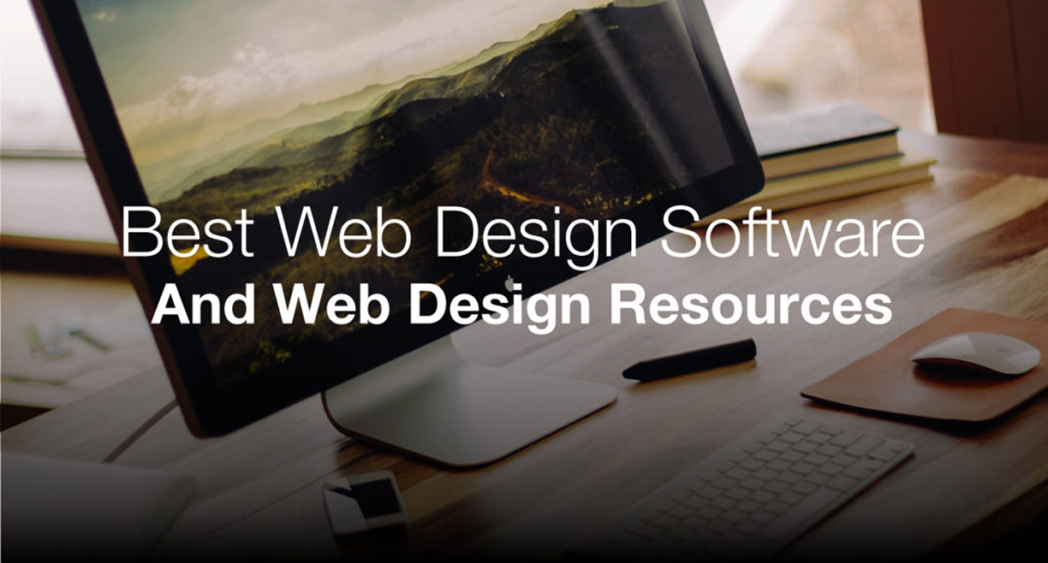 Software That Can be Used to Create a Website
