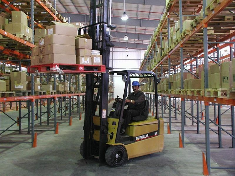 Warehouse Racking Accident Sees Companies Fined