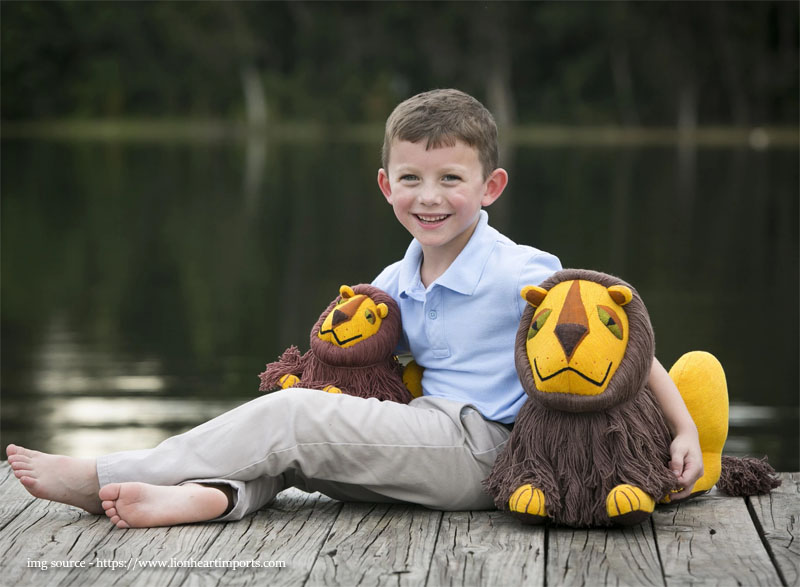 Small, Stuffed Animals Can Bring Big Smiles to People of All Ages