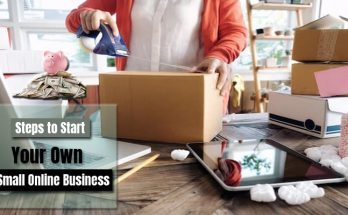 Steps to Start Your Own Small Online Business